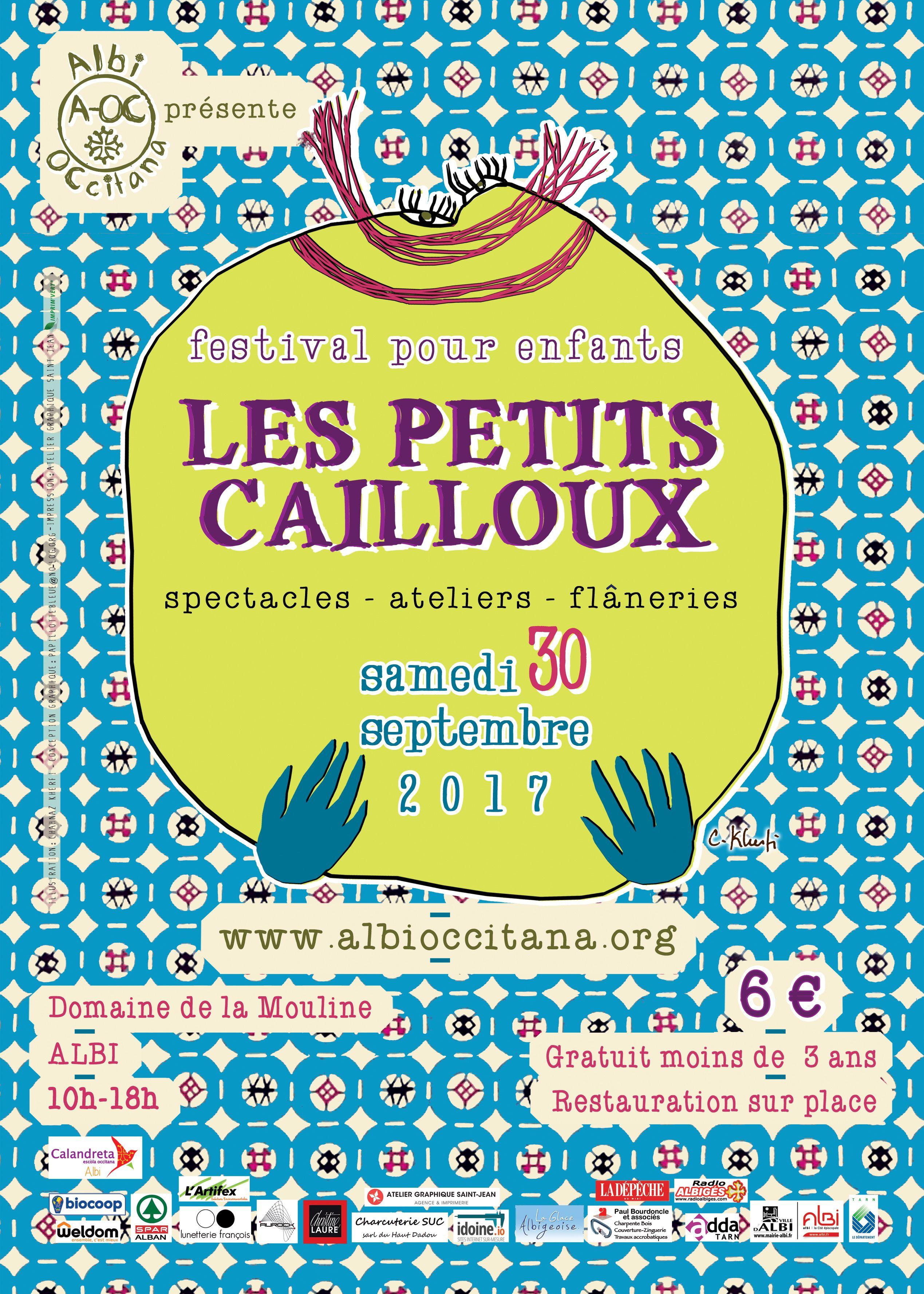 Festival Les Petits Cailloux