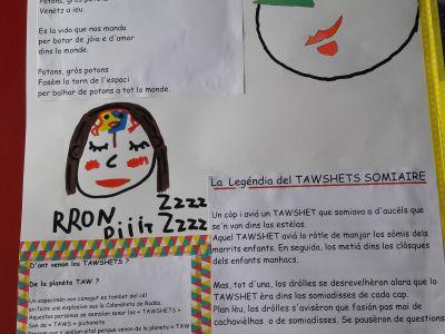 Le journal créé par la Calandreta de Rodez ©