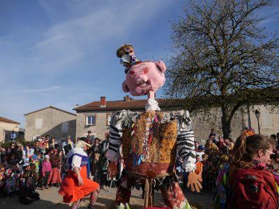 Retour sur le carnaval occitan dels dròlles