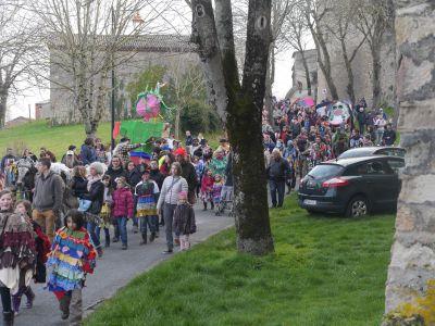 Lo carnaval occitan dels dròlles